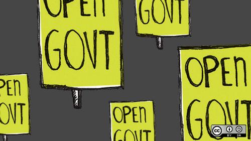Open govt