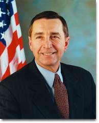 Gordon Heddell, the Pentagon's inspector general. Credit: Pentagon Office of Inspector General.
