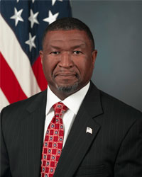 DSS Director Stanley Sims
