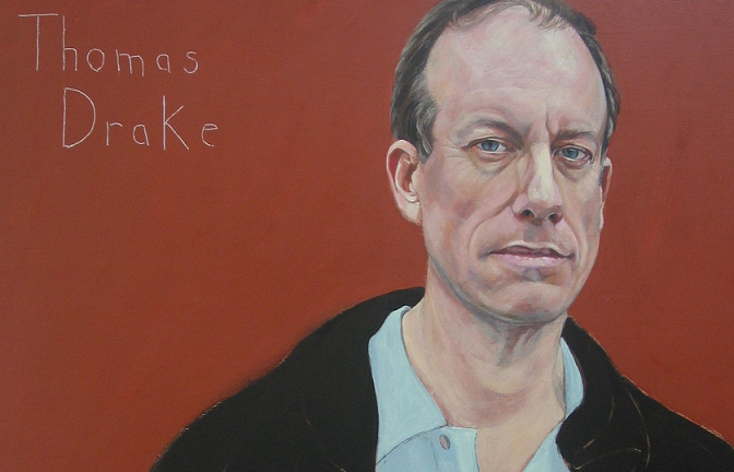 Tom drake portrait