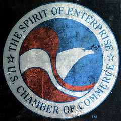 Oh, the Chamber of Commerce