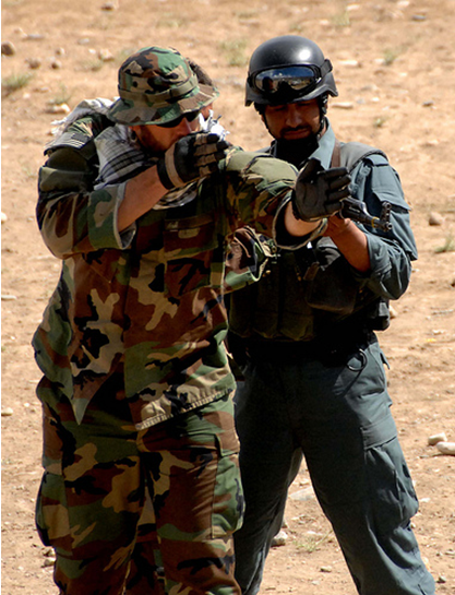 The State Department Mishandled 173 million dollars in funding intended for Afghan police training