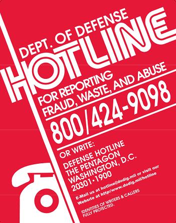 Dod ig hotline
