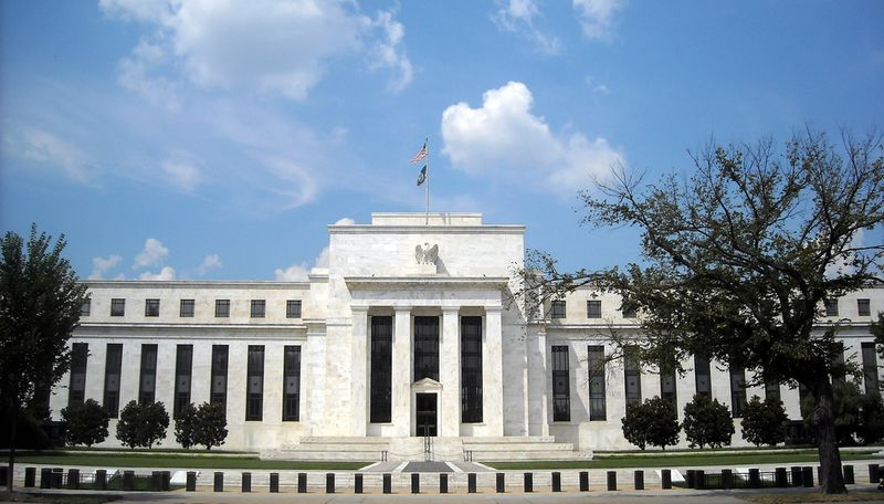 The federal reserve hq