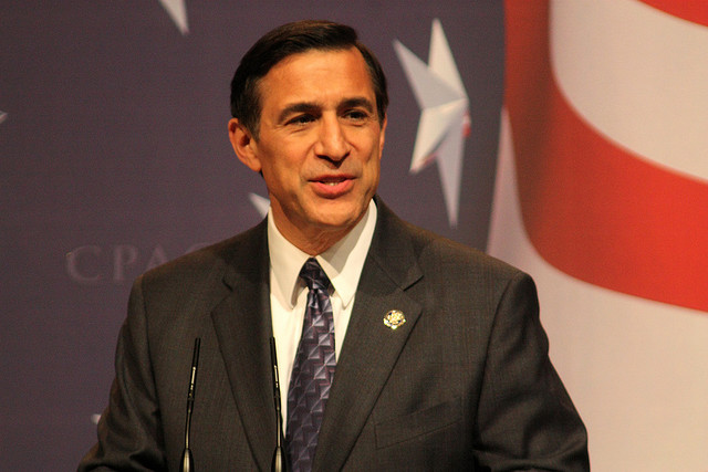 Issa intends to advance a whistleblower bill this year