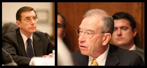 Heddell and Grassley