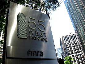 FINRA has proposed a new revolving door rule
