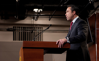 Rep. Michael Grimm's new bill could hardly be more hostile to whistleblowers