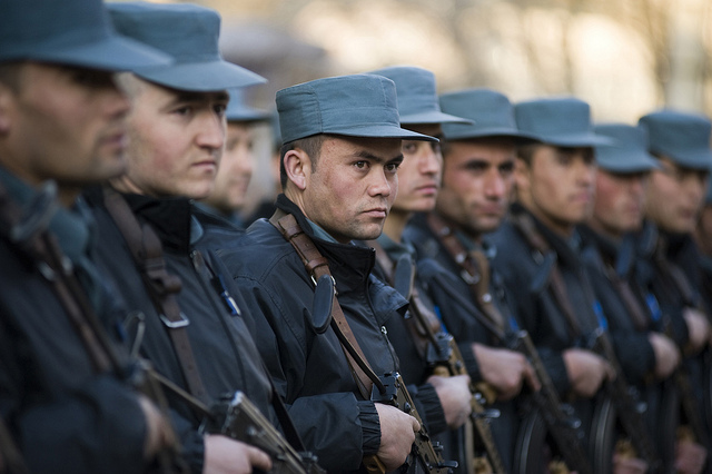 Woes continue for U.S. Afghan National Police training program