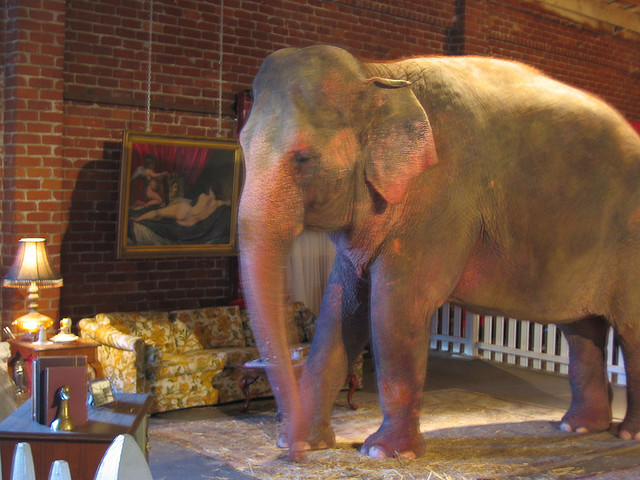 NYT Misses Elephant in the Room: Defense Service Contractors
