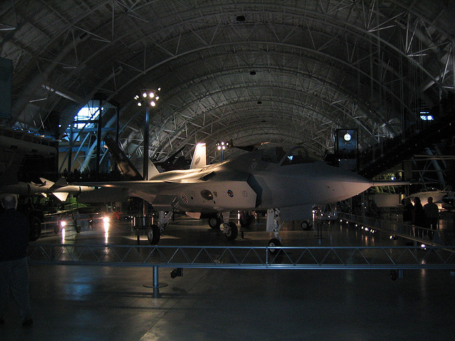 Joint Strike Fighter Test Report Shows Heightened Problems