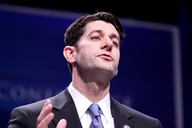 Rep. Paul Ryan is defying the consensus of groups across a broad ideological spectrum