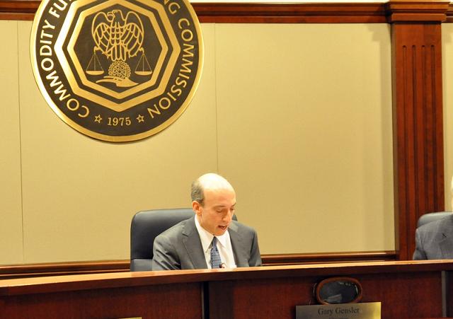 CFTC Chair Gary Gensler