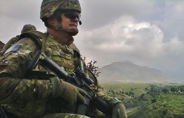 Lt. Col. Daniel Davis