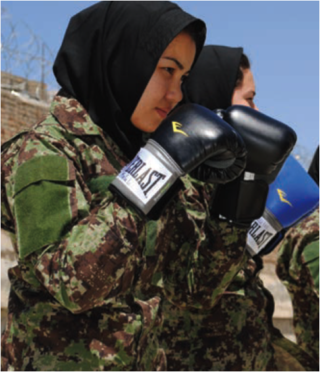 Afghanistan boxing