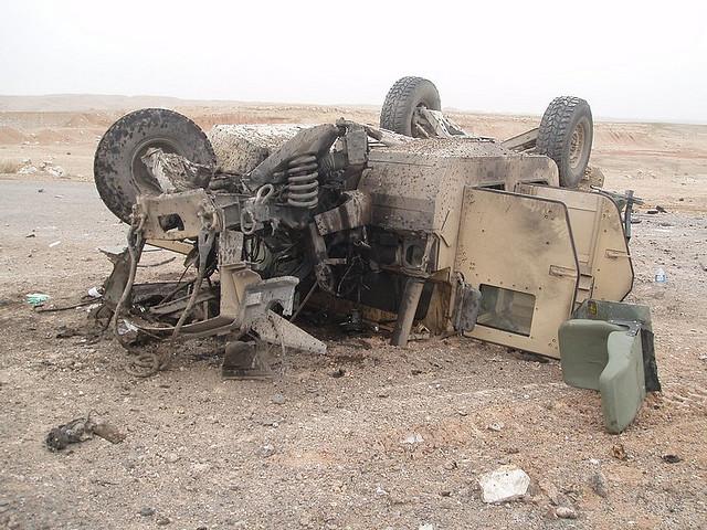 Humvee death traps